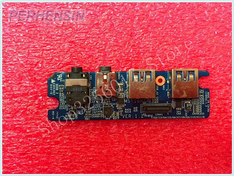 FOR MSI FOR GS60 MS-16H5 15.6 USB AUDIO BOARD MS-16H5A сумка fiato 3260 safiano olive