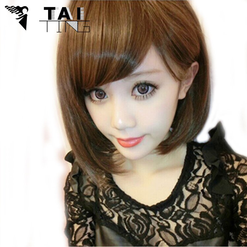 Cosplay Wigs Real Hair 45
