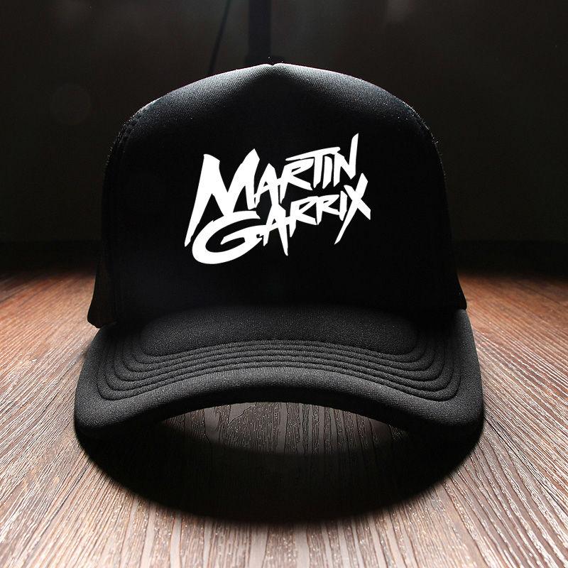 Prix pour En gros Martin Garrix Rock Band Punk Style Hip Hop Snapback Chapeaux Casquettes de Baseball Hommes Équipée Pas Cher Chapeaux D'été Pour Les Femmes