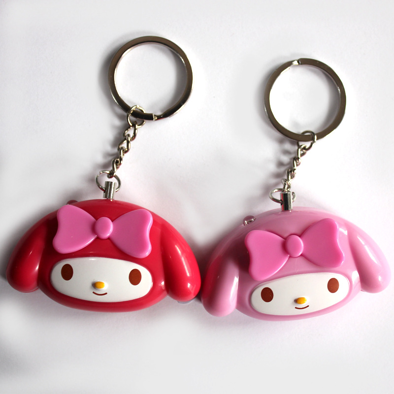 Personal Alarm Safe Sound Emergency Self-Defense Security Alarm Keychain Lovely For Women Girls Kids Elderly Explore