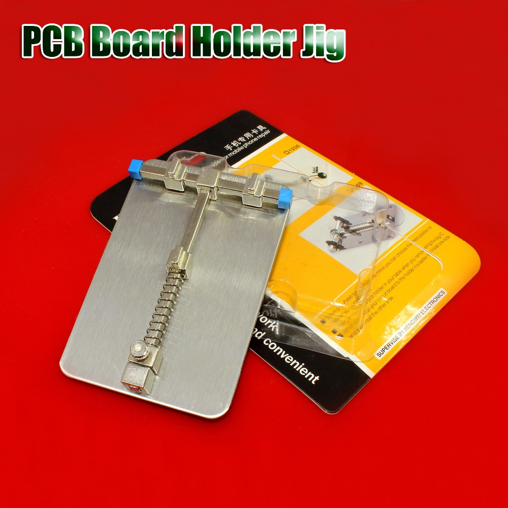 Detail Feedback Questions About Universal Metal Pcb Board Holder Jig Cellphone Fixtures Repairing Circuit Boards For Samsung Fixture Work Station Iphone Mobile Phone Pda Mp3 Repair Tool Tl 179 On