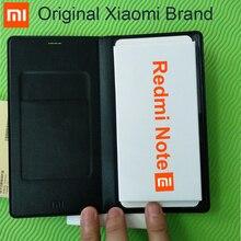 100% Originale Xiaomi Redmi Nota Caso della copertura di vibrazione 5.5 pollici di lusso cuoio Per Xiaomi Redmi Nota 1 Cell Phone Back Cover caso