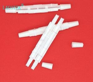 Image 4 - 100 pçs/lote fibra óptica coberto proteção de fio revestido, tubo de fusão, emenda, caixa de proteção, versão de cobertura