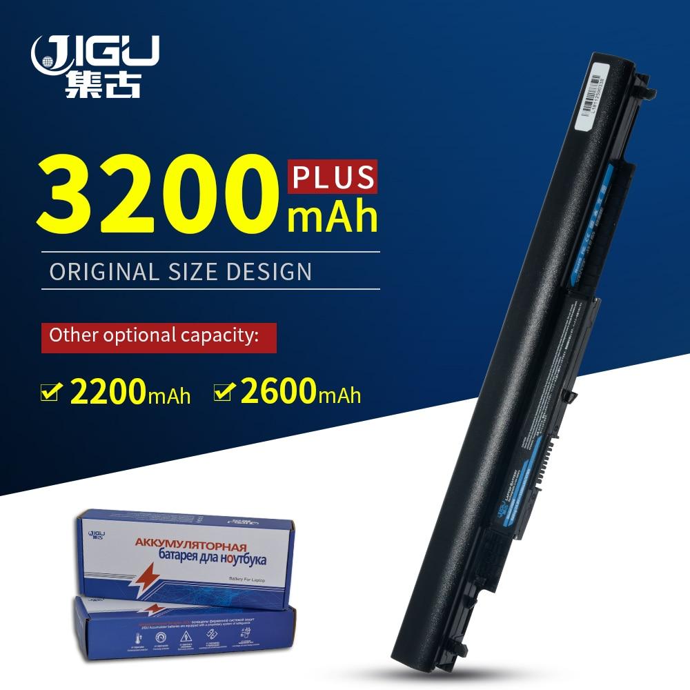 JIGU Laptop Battery HS03 HSTNN-LB6V HS04 For Pavilion 14-ac0XX 15-ac0XX For HP 245 255 250 G5 240 HSTNN-LB6U G4 Notebook PC