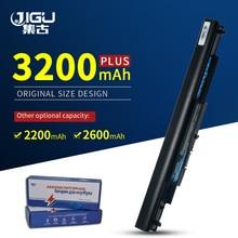 Batería para ordenador portátil JIGU HS03 HSTNN LB6V HS04, Para Pavilion 14 ac0XX 15 ac0XX, HP 245 255 G5 250 HSTNN LB6U G4 Notebook PC