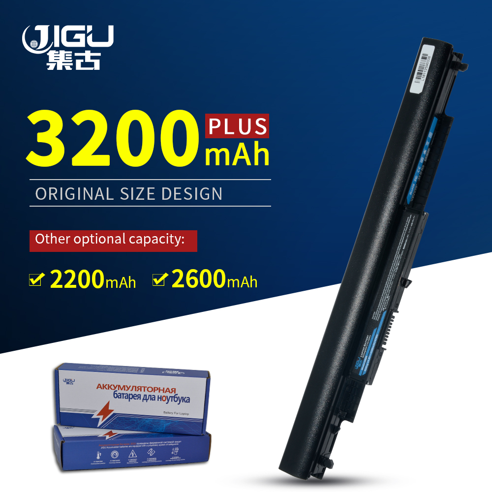 JIGU Laptop Battery HS03 HSTNN-LB6V HS04 For Pavilion 14-ac0XX 15-ac0XX For HP 245 255 250 G5 240 HSTNN-LB6U G4 Notebook PC
