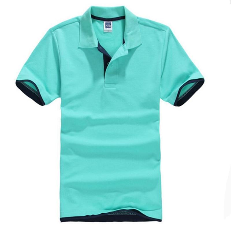 Polot Men 2019 Këmisha të markave të reja për burra për burra - Veshje për meshkuj - Foto 6