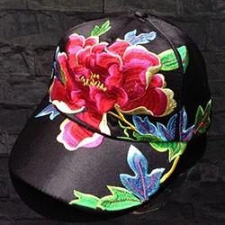 Novelty-Floral-Running-Baseball-Cap-Women-Hat-Adjustable-Polo-Cap-Snapback-Unsex-Hip-Hop-Caps-Men