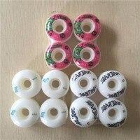 Mixed Brands Skateboard Wheels 51mm High Density PU Skate Board Wheel Men Women Skateboarding Wheels Rodas