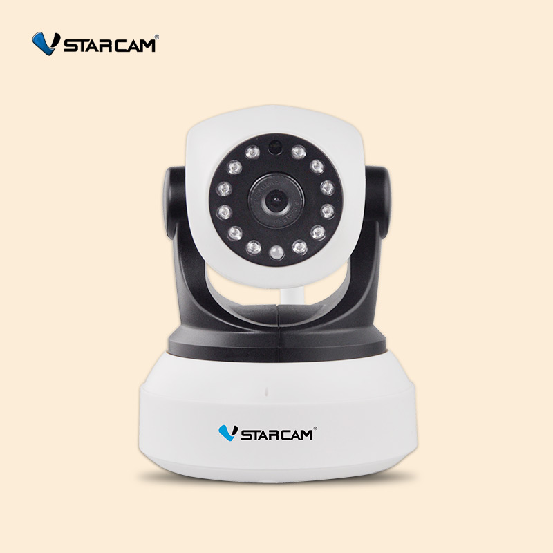 VStarcam HD Indoor Wireless 720P Security IP Camera Surveillance WiFi CCTV Camera Pan/Tilt Night Vision Support 128G SD Card wireless ip camera hd 720p megapixel wifi camera home security cameras support tf sd card indoor two audio pan tilt p2p ip cam