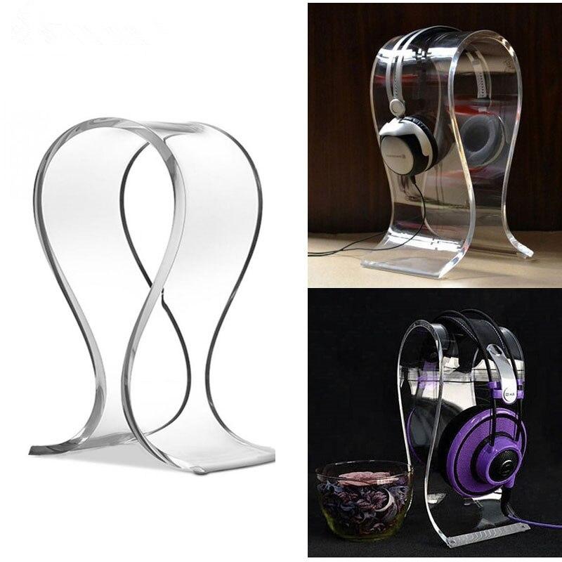 Universal Headphone Stand Holder Headset Earphone Fashion Display Stand Holder For Headphones bracket