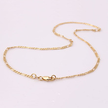 Hot Sale Factory Cheap Mixed Silver Plated Chain Concise Fashion Classical Nacklace JewelryLength 18/20inch Necklace
