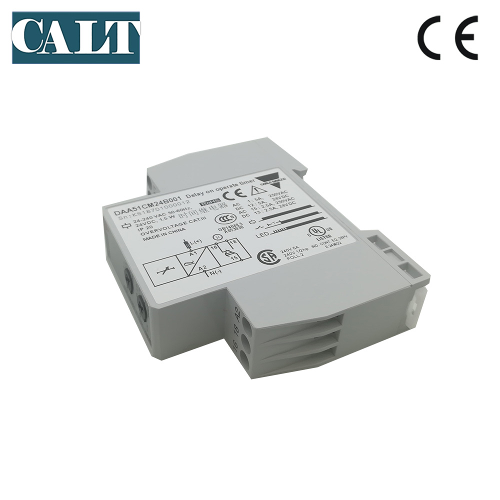 цена на CARLO GAVAZZI Three phase relay protection relay timer DPA51CM44 DAA51CM24B001 DPB71CM48