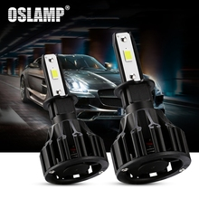 buy t5 h4 and get free shipping on aliexpress comoslamp t5 h3 led headlight bulbs h4 cob chips car led headlamp 72w 8000lm 6500k auto