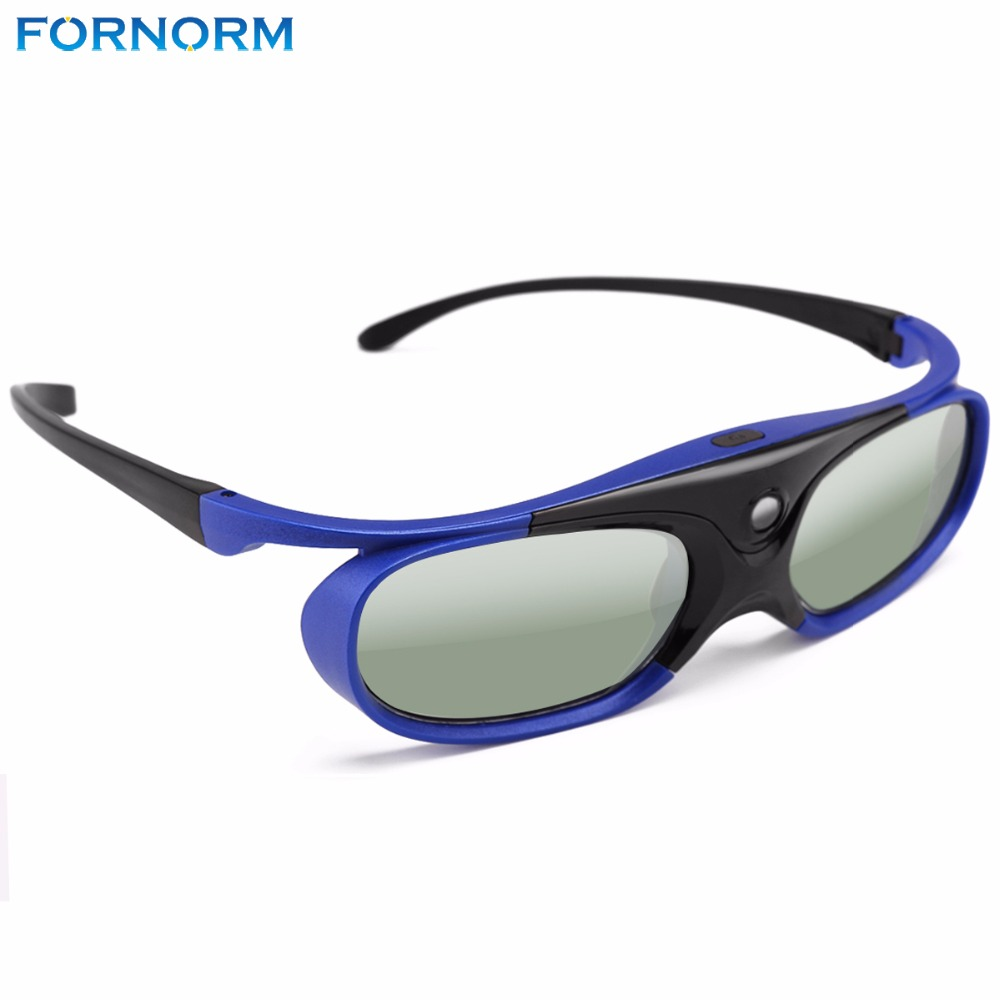 Fornorm Originais Recarregáveis Do Obturador Ativo Óculos 3D 1 pc Para  Xgimi Z3 Z4  04087f4026