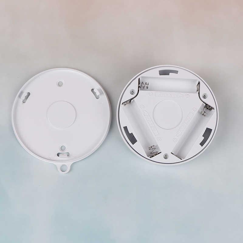 1 шт. инфракрасный PIR датчик движения 6 Led ночник беспроводной детектор света настенный светильник свет авто вкл/выкл шкаф батарея мощность