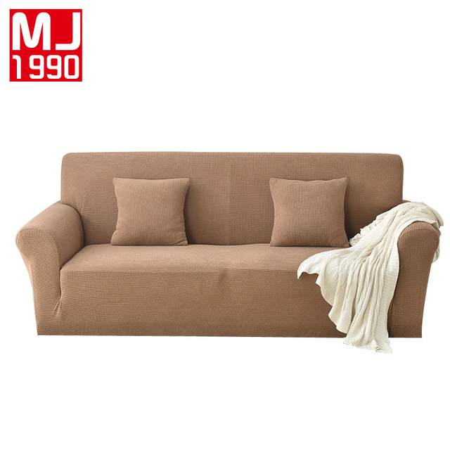 2018 New All Inclusive Sofa Cover Universal Sets Sofa Cover Full Covered Leather  Sofa Cushion