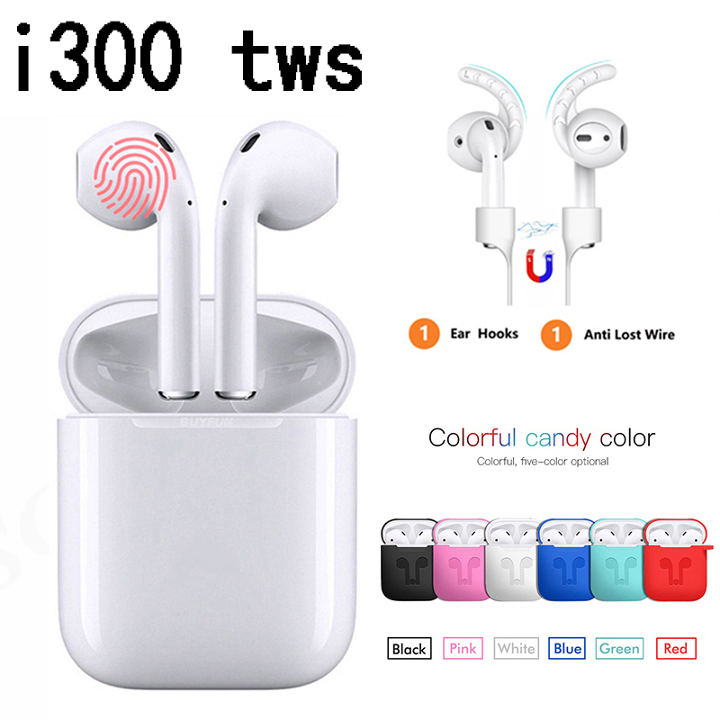 I300 <font><b>Tws</b></font> 2019 Wireless Bluetooth earphones pk i10 i12 i13 i14 i20 i30 i60 i80 i70 i77 i90 i100 <font><b>i</b></font> 10 12 <font><b>14</b></font> 20 30 60 70 80 90 100 image