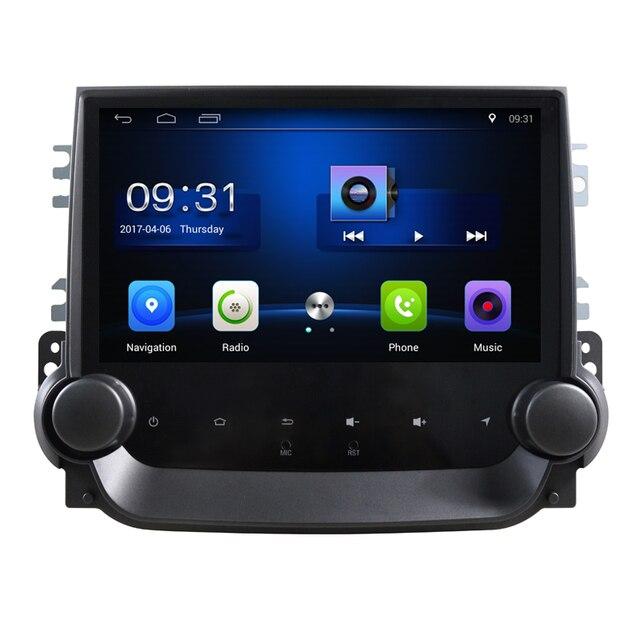 """9 """"Android 6,0! Автомобильный DVD ПК Мультимедийный DVD плеер с gps-навигатором стерео радиоприемник Chevrolet Malibu 2012 2013 2014 2015 3g wifi OBD карты"""