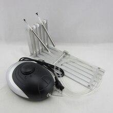 Абсолютно 1 комплект 5 способ SMT SMD Фидер SMT SMD компоненты для DIY Прототип выбрать место с электрической вакуумной присоской ручка
