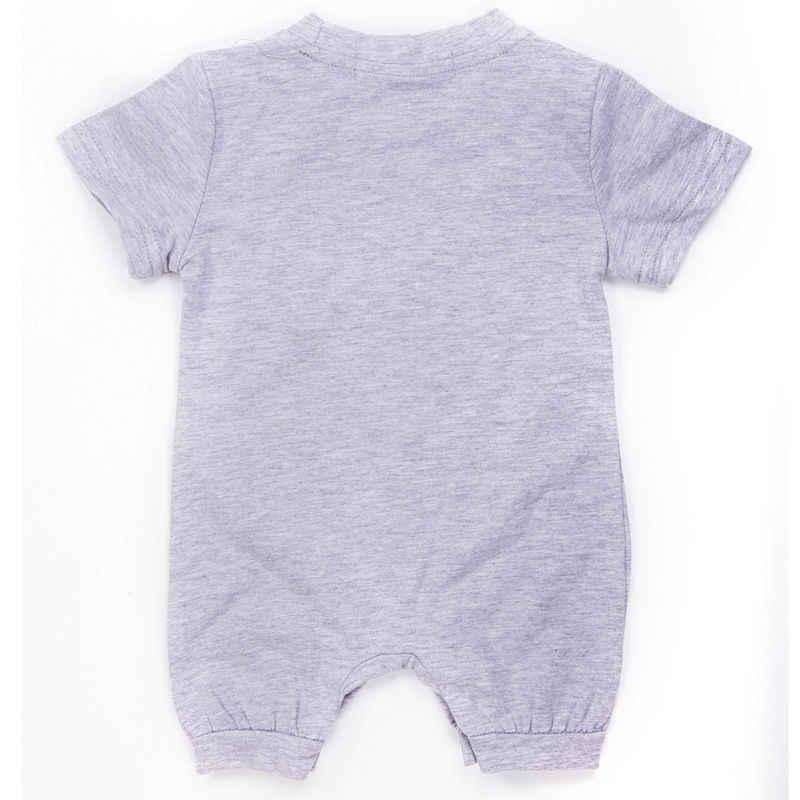 Pelele de moda para bebé, ropa para recién nacido de oso zorro de dibujos animados, Mono para niños, ropa de bebé de una sola pieza, trajes para niño, peleles H06