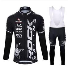 Pro cycling jersey winter thermal fleece 2015 bicicleta ropa ciclismo invierno bike mtb men winter cycling clothing bicycle R-