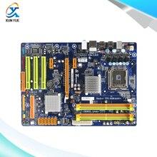 BIOSTAR TP43D2-A7 Original Used Desktop Motherboard Intel P43 LGA 775 DDR2 8G SATA2 USB2.0 ATX