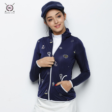 BLK TEE Golf Jacket For Women