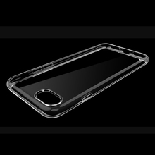 Apple iPhone 7 8 Case Soft Silicone Clear Transparent TPU Back Cover