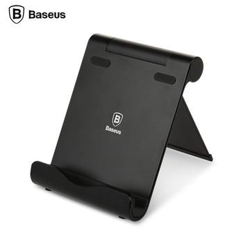BASEUS Flagship Multifunction Desktop Mobile Phone Holder Mount Bracket Stand Adjustable For iPhone For iPad For Samsung Tablets