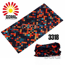 New Fashion 2015 Bandana Fabric 100 Polyester Microfiber 25 48cm Bandana Motorcycle Plaid Bandana Headwear