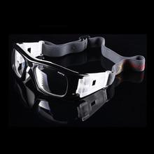 96162c2f368f PC lens Men Basketball Football Sports Goggles Myopia Frame Safety Eyewear  Eye Prescription Protective Glasses 009