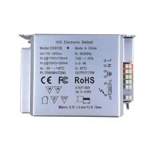 Электронный балласт для HID ксеноновая лампа 110 V-240 V Вход 35/50/70/150W Выход стандартных металлогалогенных ламп под рептилию освещения низкий Шум