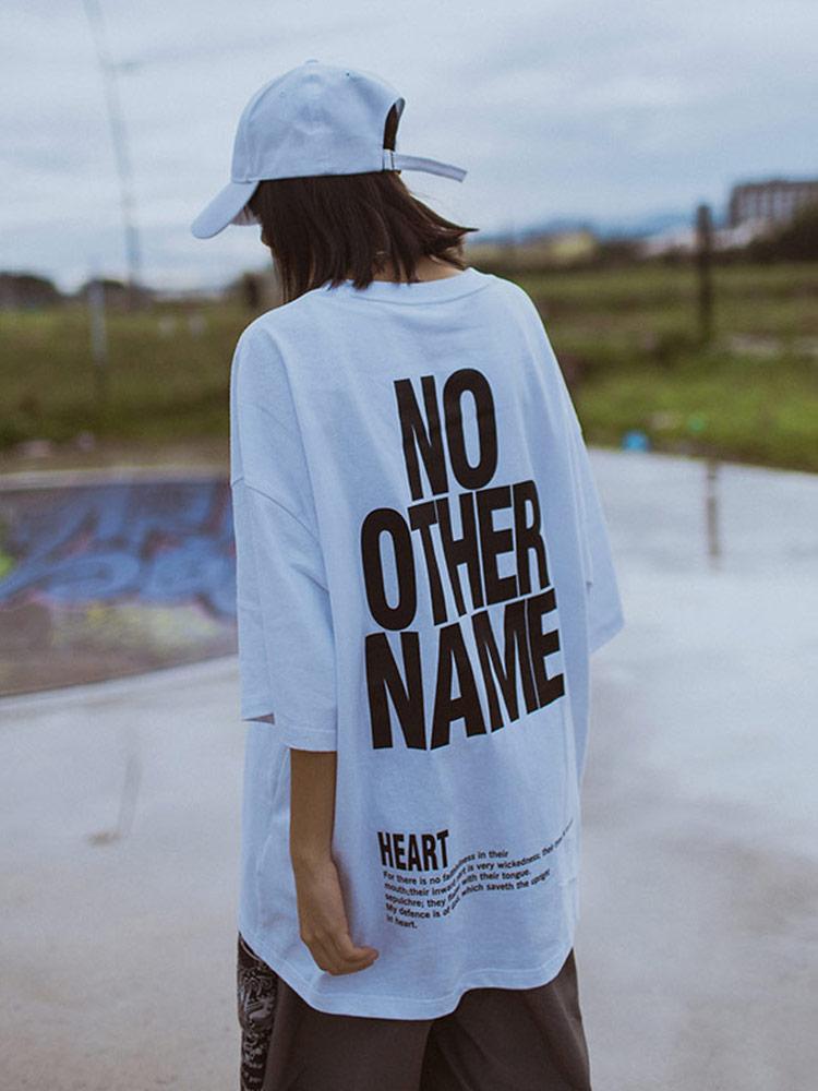Extra grande versão do assentamento camisa rua hip hop curto de mangas compridas t shirt