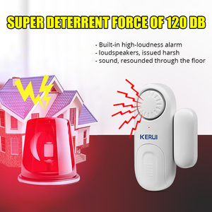 Image 2 - KERUI D1 Wireless Small Independent Door Magnetic Standalone Door/Window Sensor Alarm Security Protection alarm