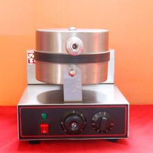 electric waffle maker Stainless steel Egg muffin waffle making machine 1 head mini waffle maker for all market