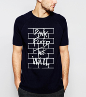 Hot Sale Rock And Roll Pink Floyd Men T Shirt 2016 Summer 100 Cotton Casual Slim