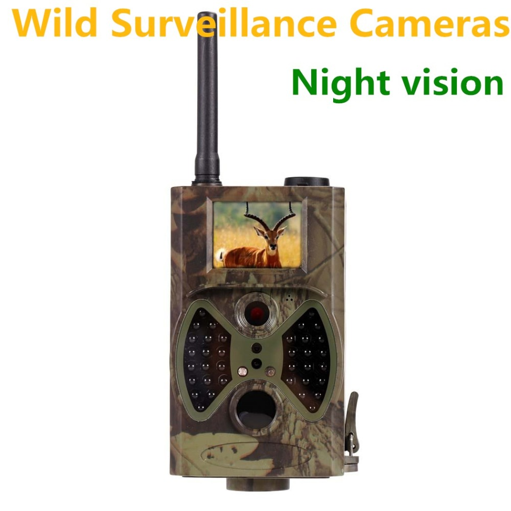 Hunting Camera HC 300M Surveillance Digital Infrared Scouting Trail Camera  Video Recorder Night Vision Wildlife camera