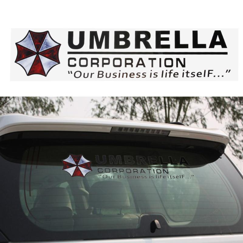 Hot Windshield Car Window Door Decor Stickers Car Sticker Decals Front Rear LS