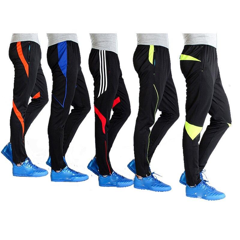 Football Pants Men's Sports Training Pants Collect Calves Summer Chidren's Running Pants Slim Breathable Size Xxs-4xl