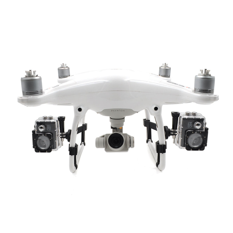 STARTRC DJI Phantom 4 Pro + Drone Kit Side Extended ...