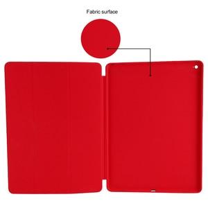 Image 4 - Dünne Intelligente Fall Abdeckung für iPad Pro 12,9 2015 2016, PU Leder Folding Folio Fällen für iPad Pro 12,9 2017 pro 11 12,9 2018 2020