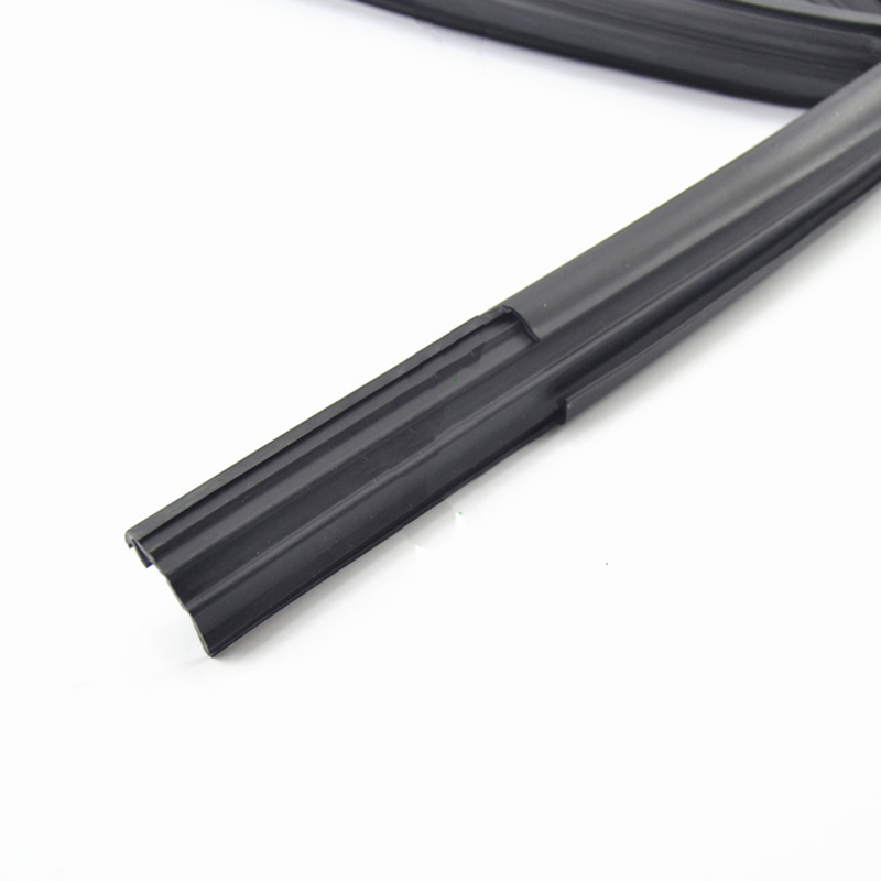In front Right Car door glass seal rubber for Changan CS75 In front Right car door right