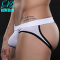 2017 Cheap Brand Mr Mens Pouch Briefs Shorts Punching Bag Man Fashion Sexy Gay Underwear Backless Jockstrap Gay Thongs G-Strings