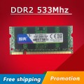 Venda de memória ram ddr2 533 1 gb 2 gb 4 gb pc2-4200 sodimm laptop memória ram ddr2 533 mhz 2 gb sdram pc2 4200 pc2-4300 notebook