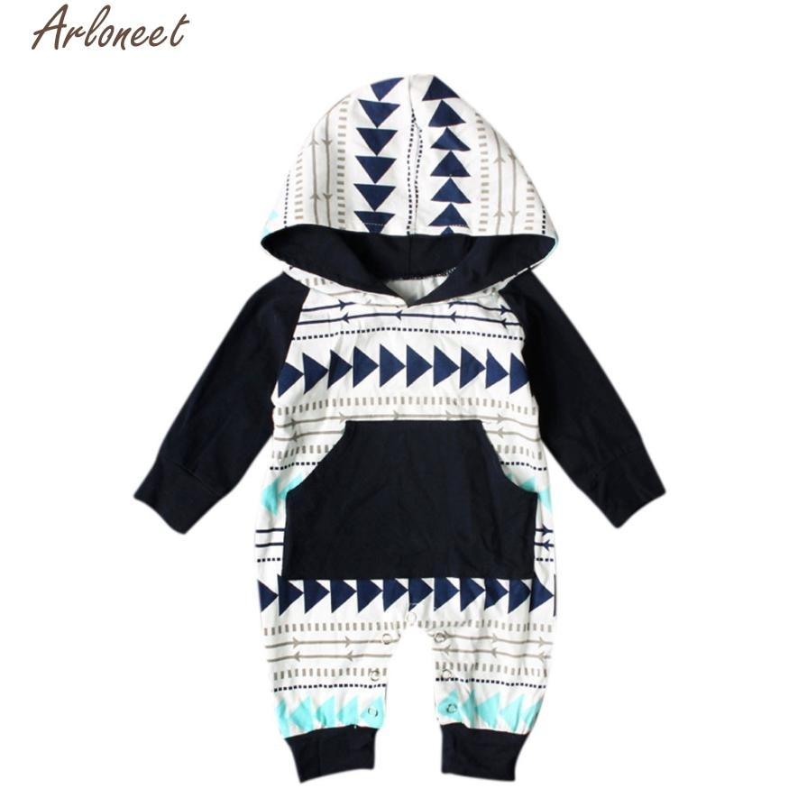 Arloneet маленьких Комбинезоны для малышек 2017 комплект для малышей Комплект для малышей для новорожденных для маленьких мальчиков Обувь для де...