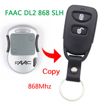 FAAC DL2 868 SLH Rolling Code Compatible Remote Control 868MHz