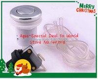 Massage bathtub air switch food waste disposer switch pneumatic switch waste disposal machine switch for spa pump