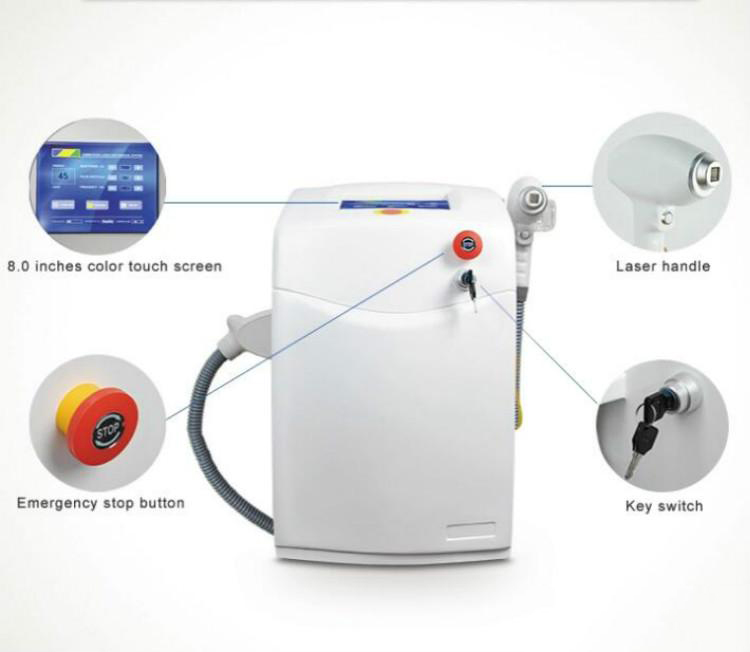 2019-new-style-!!!-big-spot-size-painless-treatment-300w-808-diode-laser-hair-removal-808nm-laser-machine-deplilation-fa2st-shipping