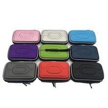 สำหรับGBA GBC EVAกระเป๋าป้องกันพกพาสำหรับNDSi NDSL 3DS